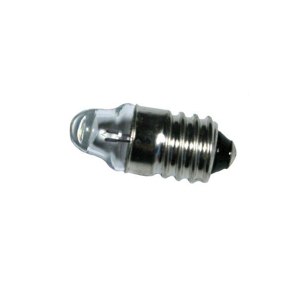 Ersatzleuchtmittel   Glühbirne   Spitzlinsenbirne E10